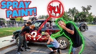 letting-random-people-spray-paint-my-truck