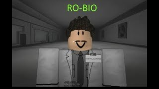I BECAME A SCIENTIST AND EXPERIMENTED ON ROBLOX! -Ro-Bio