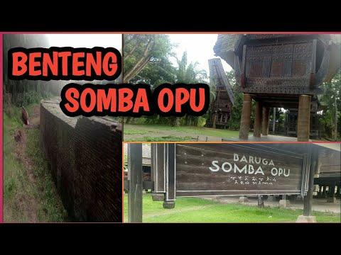Explore Wisata Benteng Somba Opu Youtube