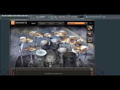 Pee wee gaskins di balik hari esok instrumental cover fl studio (revisi)