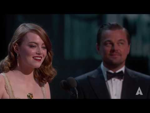 Emma Stone wins Best Actress