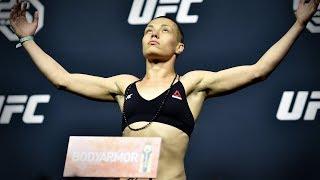 UFC 237: Weigh-in