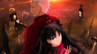 Fate/stay night: [Unlimited Blade Works] OST II - #15 Clash / Transcendence