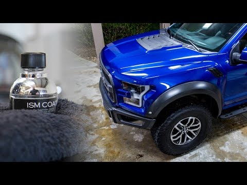 18 Raptor Correction | Protection: E12 - Kamikaze ISM Coating