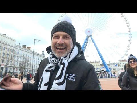 Football/coronavirus: à Lyon, les supporters de la Juventus déplorent la polémique | AFP