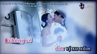 Chuyện Tình Mộng Thường Karaoke song ca Nhã Nguyễn