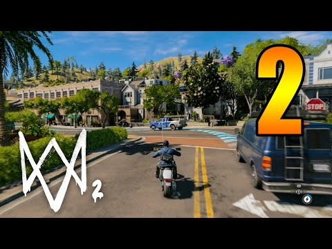 Watch Dogs 2 (2) BYUTIPUL & MENEGANGKAN!!