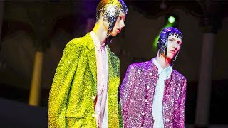 Comme Des Garcons | Spring Summer 2018 Full Fashion Show | Menswear