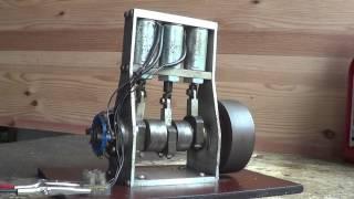 3 Cylinder Solenoid Engine Running