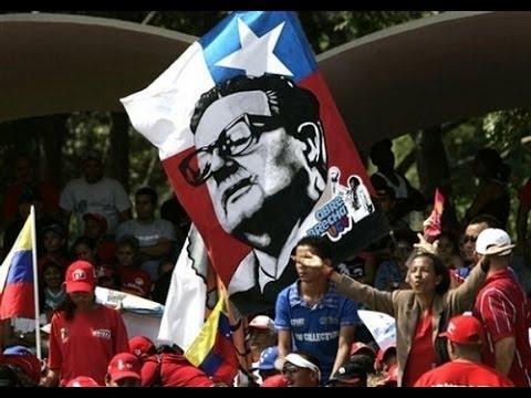 Última Decisión De Salvador Allende-11 de Septiembre 1973.