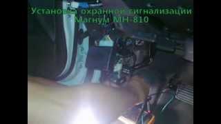 Автосалон Автопалац.Установка охранной автосигнализации Магнум МН-810 на автомобиль Honda CR-V(Установка охранной автосигнализации Магнум МН-810 на автомобиль Honda CR-V., 2013-08-19T06:37:08.000Z)