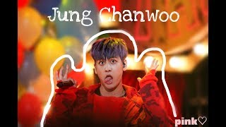 Gambar cover JUNG CHANWOO IS A MESS