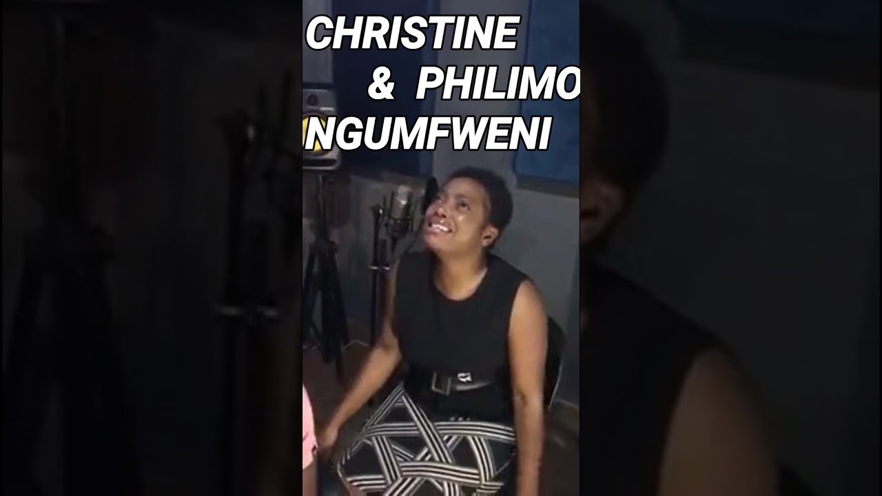 Download CHRISTINE & PHILIMO - NGUMFWENI (Live Video 2020) ZAMBIAN GOSPEL MUSIC latest Touching Music Worship