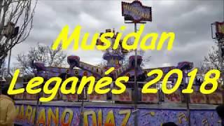 Musidan-Feria de abril de Leganés (Madrid) 2018-R&M Ferias.