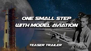 One Small Step with Model Aviation Extended Trailer