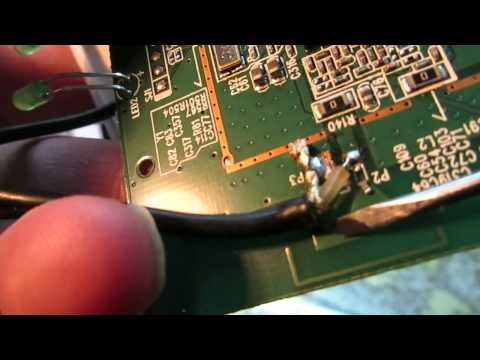 Делаем WIFI выход из внутренней антенны на внешнюю