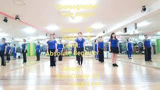 Rain Dance - Line dance (사)한국라…
