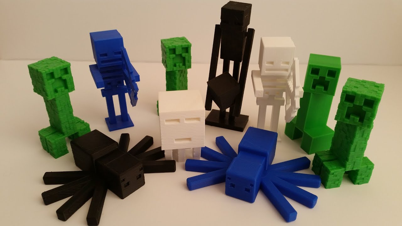 How to make a 3d printer in minecraft