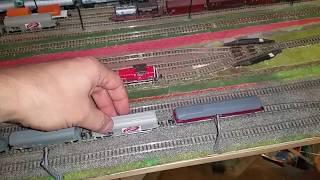 Spur N Modellbahn neue Loks am Start, BR 364 und 2 mal Ludmilla.