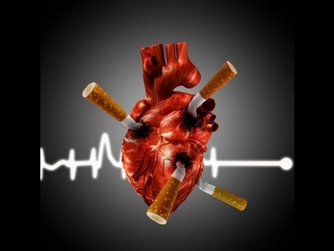 Вред курения. Часть 1.