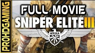 Video Sniper Elite 3 (PC) I The Movie I [Full HD] download MP3, 3GP, MP4, WEBM, AVI, FLV September 2018