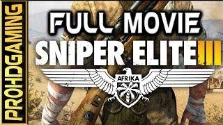 Video Sniper Elite 3 (PC) I The Movie I [Full HD] download MP3, 3GP, MP4, WEBM, AVI, FLV Mei 2018