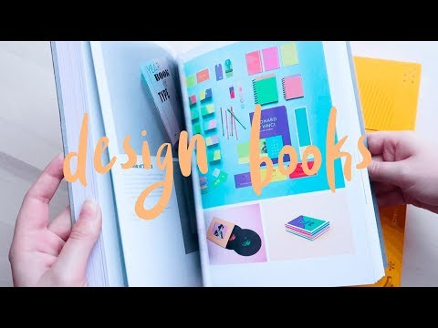 Books for Designers and Illustrators!