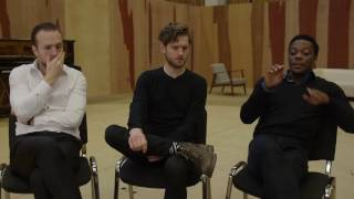 Hedda Gabler | The cast on working with Ivo van Hove
