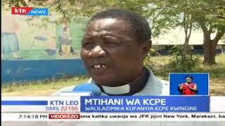 Mtihani wa KCPE umeanza rasmi kote nchini