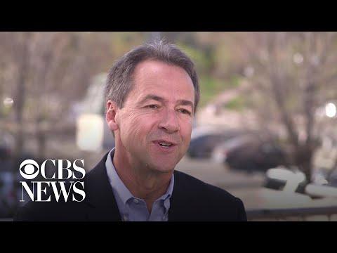 Montana Gov. Steve Bullock tells CBS News why he's running for president - full interview