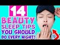 14 Beauty Sleep Tips You Should Be Doing Every Night!