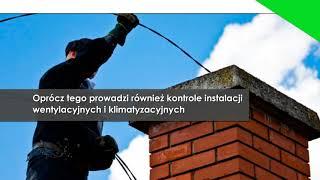 Usługi kominiarskie czyszczenie kominów kontrola przewodów kominowych Garwolin Rut-Kom