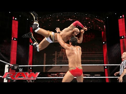 Apollo Crews & Cesaro vs. Sheamus & Alberto Del Rio: Raw, June 27, 2016