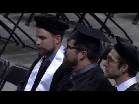 Hooding Ceremony | Spring 2016