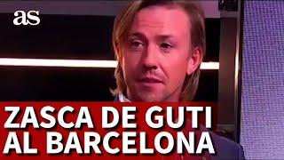 REAL MADRID | Dardo de Guti contra el Barcelona | Diario AS