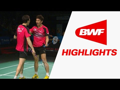 The Star Australia Open 2015 | Badminton SF - Highlights