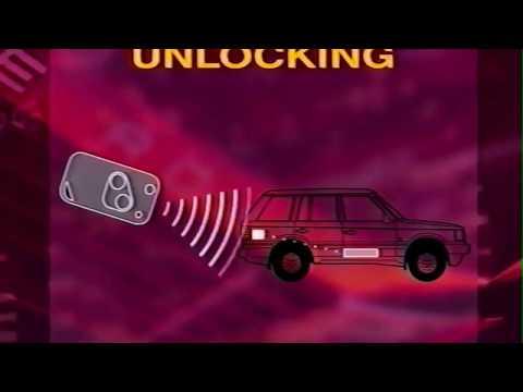 Land Rover - Range Rover (P38) - Body Electrical Control Module (BeCM) (1997)