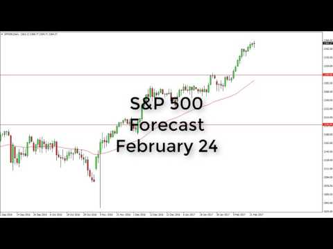 S & P 500 Technical Analysis for February 24 2017 by FXEmpire.com