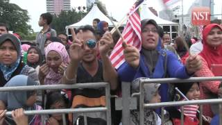 Merdeka Day celebrated with full of patriotism
