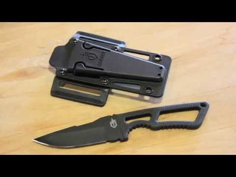 Gerber Ghostrike Fixed Blade: Last Ditch Covert Blade