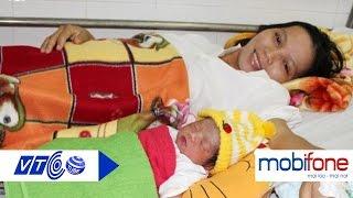 Cực sốc: Sản phụ sinh con trên tàu cao tốc | VTC