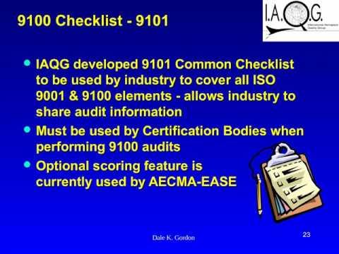 Aerospace Quality Management System