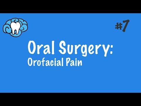 Oral Surgery | Orofacial Pain | NBDE Part II