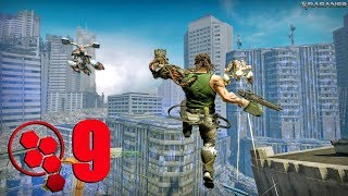 Bionic Commando [PC] 100% walkthrough part 9