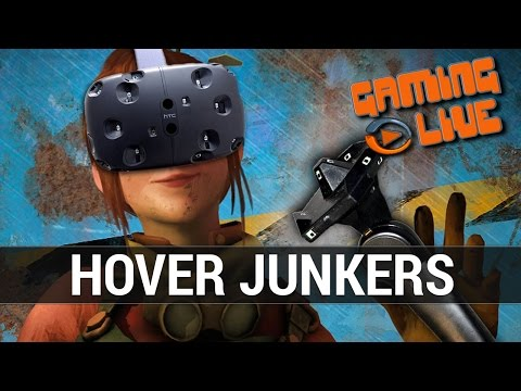 Hover Junkers GAMEPLAY - Le shooter VR aux airs de Borderlands