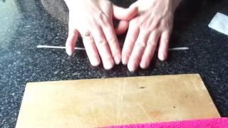 жгутики из салфеток как сделать