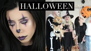 GRWM for a Halloween Party! ~ Fables in Fashion