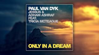 Paul Van Dyk, Jessus & Adham Ashraf feat. Tricia McTeague - Only In A Dream (Cover Art)