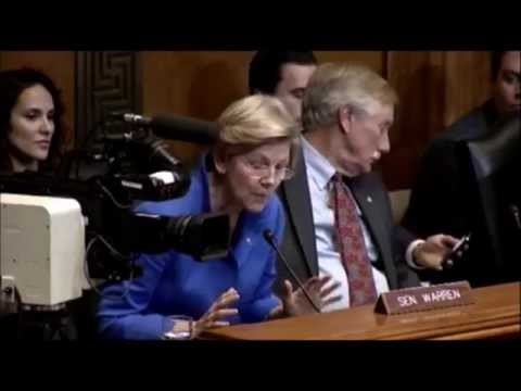 Senator Elizabeth Warren on Keystone Pipeline