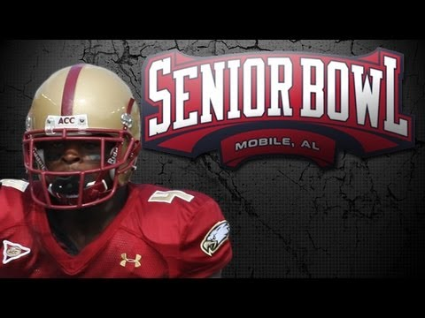 Senior Bowl Coverage: How high should Donnie Fletcher go in the NFL Draft?